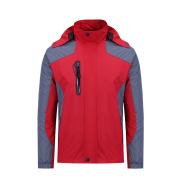Autumn and winter jackets order express overalls outdoor winter coat cloth thin coat jacket India logo