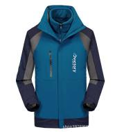 Two sets of battlefieldmens jacket jacket waterproof windproof hat 7792 plus velvet removal tank