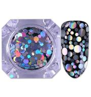 Holographic Chunky Glitter