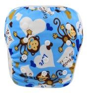 Swim Diaper Wear for Baby Reusable Toddler Baby Swimsuit Adjustable Infant Boy Girl Swimwear