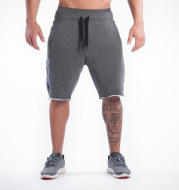 Moisture wicking five-point pants