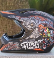 Four seasons mountain bike cross-country motorcycle helmet DH the CQR am of small hill rushed downhill cross-country helmet