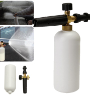 1L Snow Foam Lance Bottle Can Blaster For Pressure Washer Garden Irrigation Watering Tools Car Washing Cleaning Tools