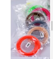 Special ABS consumables for 3D printing pen