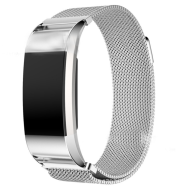 Milanese Colored Stainless Steel Fitbit Charge 2 Strap