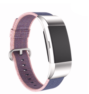 Woven Nylon Fitbit Charge 2 Strap