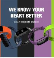 Smart Band Smartband Pulsmesser Armband Fitness Flex