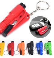 Mini Emergency Safety Hammer Keychain