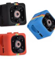 SQ11 Mini Camera HD 1080P Night Vision Camcorder Car DVR Infrared Video Recorder Sport Digital Camera Support DV Camera