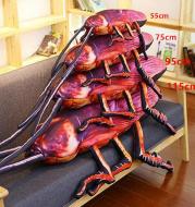 Simulation Cockroach Plush Toy