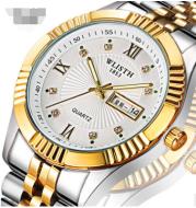 Business Men's Watch Female Waterproof Non-Mechanical Watch