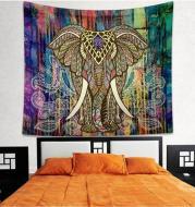 Elephant Mandala Tapestries