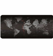 Locking Oversized Non-Slip Thick Keyboard And Mouse Pad