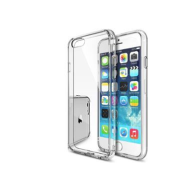 iPhone 6/6S Plus Clear Back Case Soft Thin TPU casing Cover