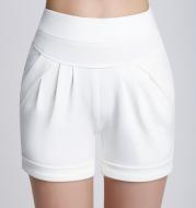 Shorts Chiffon Women Cotton Casual