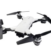 YH-19HW Model Folding Drone Remote Control Aerial Aircraft