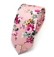 Men's Cotton Print Tie