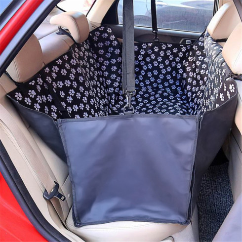 Car Back Seat Cover For Pets