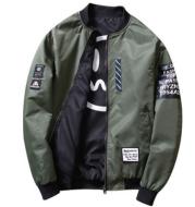 Men's Reversible Flight Jacket for Autumn &Winter