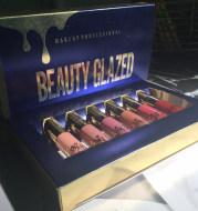 6Pcs/set Liquid Matte Lipstick Easy To Wear Long-lasting Lip