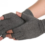 Breathable Health Care Half Finger Gloves