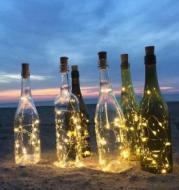 Cork Wine Bottle String Light