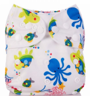 Baby Cloth Diapers, Washable Diapers