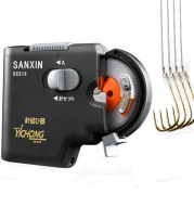 Portable Electric Automatic Fishing Hook Tier Machine Fishing Accessories