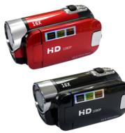 HD Digital Camera DV