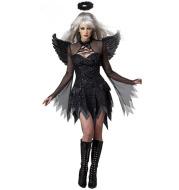Halloween Costume Dark Angel Cosplay Suit