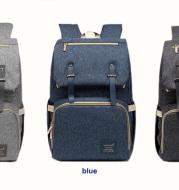 Milk Daddy Backpack Waterproof Mummy Bag Shoulder Pregnancy Pack USB Charging Bottle Heating Pack