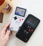 Soinmy Full-color Display GameBoy Mobile Phone Case Suitable for Multiple models  iPhone Samsung Huawei OPPO