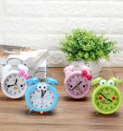 Cartoon KT cat creative alarm clock