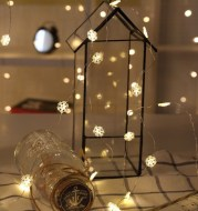 Newsoo copper line star lights LED lights flashing lights string lights star girl heart room dormitory layout decoration