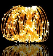 Christmas Light Led Outdoor Battery USB Powered 2m 5m10m String Lights Cooper Wire Garland Wedding Party Decoration Fairy Lights