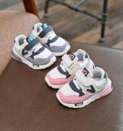 Summer new sports shoes mesh shoes children's V-shoes girls running shoes