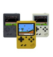 Mini game console classic handheld mini king game console with color screen built in
