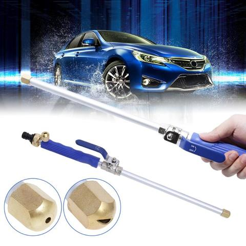High Pressure Cleaning Car Brass Water Gun