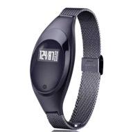 Smart bracelet blood pressure heart rate sleep monitoring information reminds step counter sports bracelet