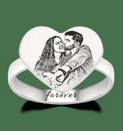 Customized Photo Ring
