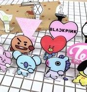 Acrylic Phone Holder Book Holder For Blackpink EXO GOT7 Twice
