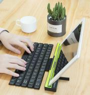 Flexible Roll Folding Bluetooth Keyboard