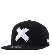 Punk hip hop hat wild flat hat