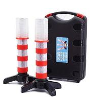 3-Light Mode Road Security Flashing Strobe Light for Emergency Situations