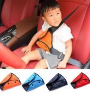 Car Child Safety Belt Triangle Retainer Regulator