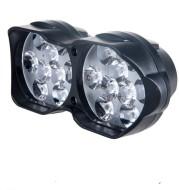 L15 motorcycle LED headlights electric car external lights 9 beads / 18 beads double lights highlights concentrated 9V-85V spotlights