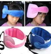 Baby Kids Adjustable Car Seat Head Support Head Fixed Sleeping Pillow