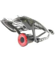Xlite100 bicycle taillights intelligent lights induction brake lights