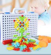 Creative Building Kits Educational Blocks Sets