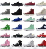Student high canvas shoes